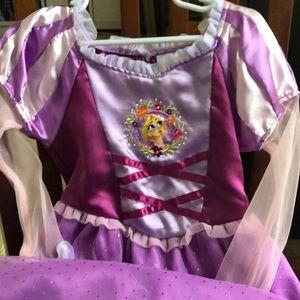 Rapunzel play dress/nightgown.